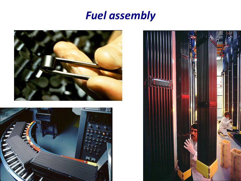 Fuel assembly 10