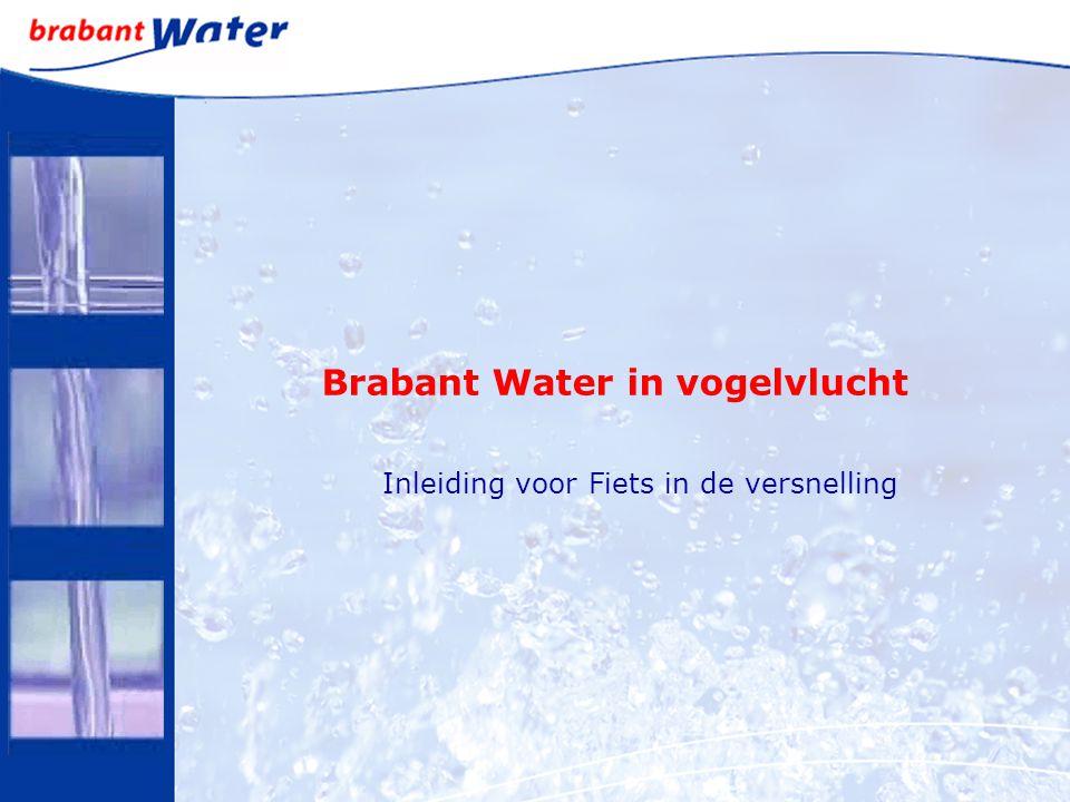Brabant Water in vogelvlucht Inleiding voor Fiets in de versnelling