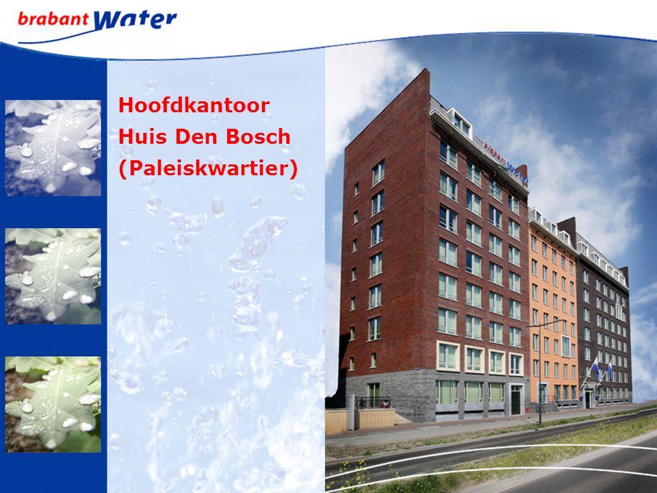 Hoofdkantoor Huis Den Bosch (Paleiskwartier)