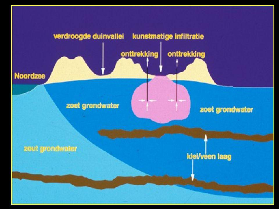 Het IJsselmeer levert ook ons drinkwater ! Bij Andijk wordt water ingenomen en gezuiverd. Een deel van het IJsselmeer water gaat via een leiding naar