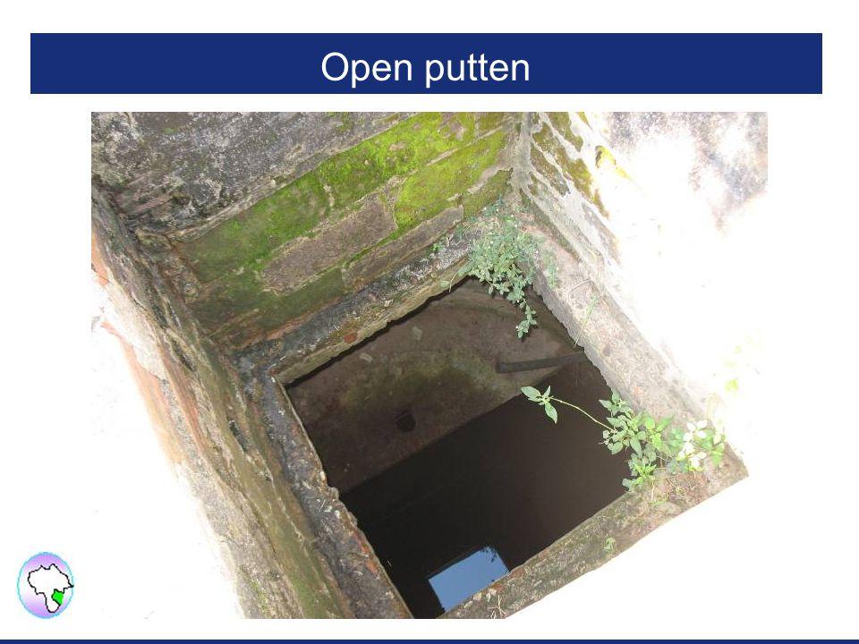 Open putten
