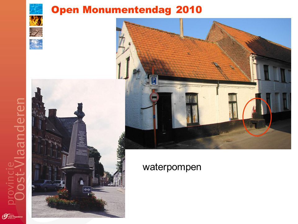 Open Monumentendag 2010 waterpompen