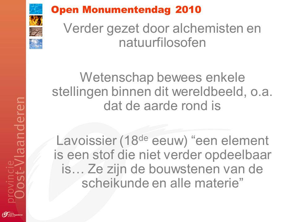Open Monumentendag 2010 Vuur bij industrie: stoom (machines, ketelhuizen, schoorstenen)  Waarschoot ▼ Eeklo