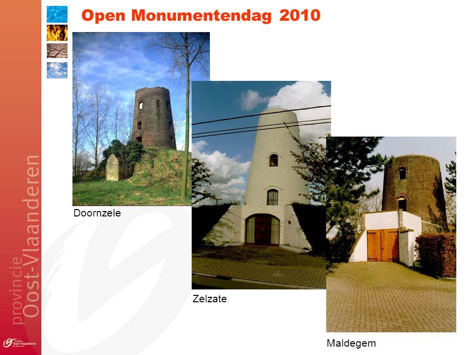 Open Monumentendag 2010 Doornzele Zelzate Maldegem