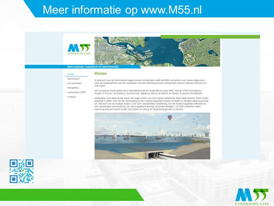 Meer informatie op www.M55.nl