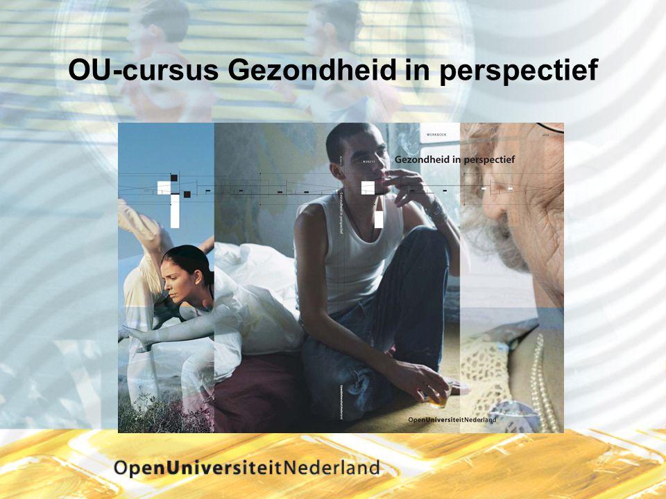 OU-cursus Gezondheid in perspectief