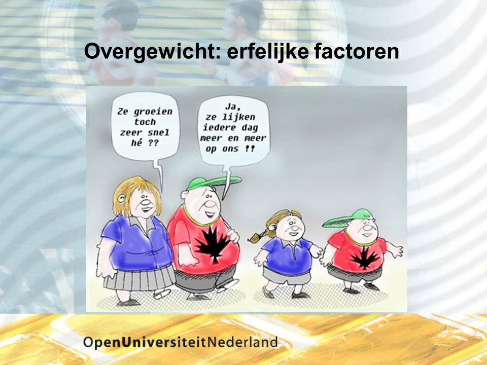 Overgewicht: erfelijke factoren
