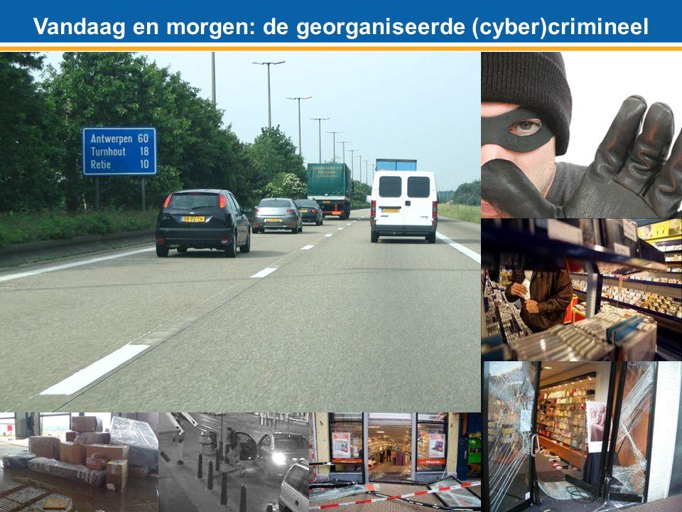 Vandaag en morgen: de georganiseerde (cyber)crimineel