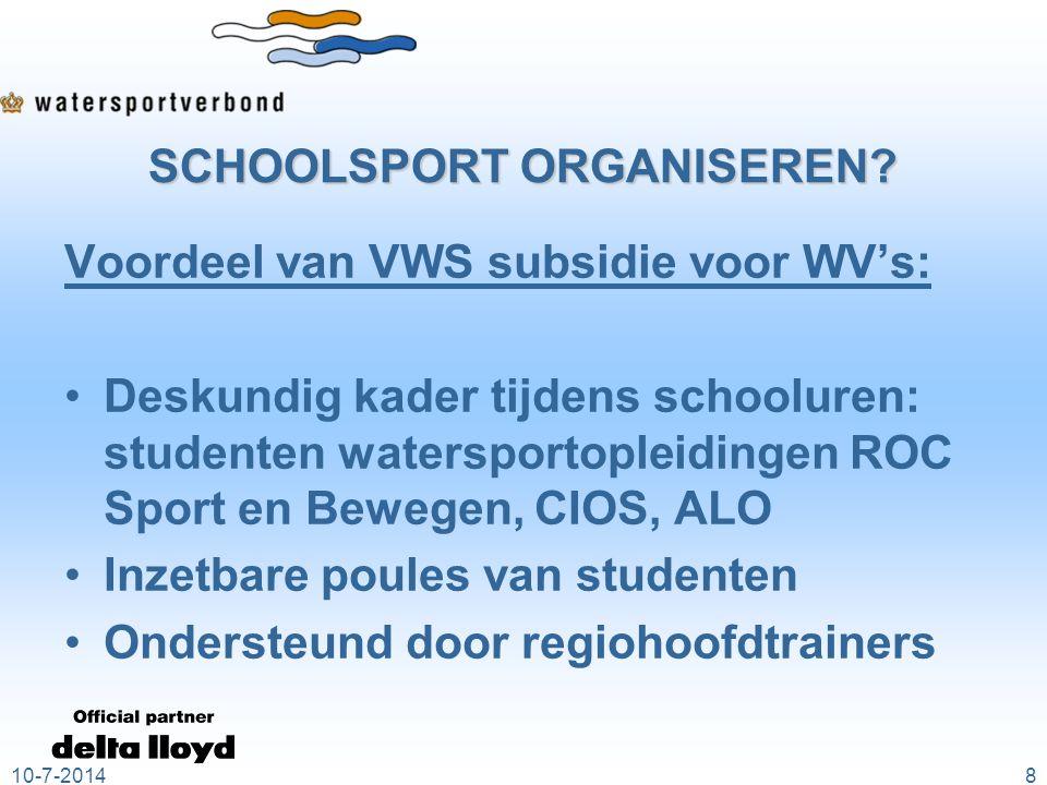 Blijven inzetten materiaal Handleidingen Subsidie 10-7-20149