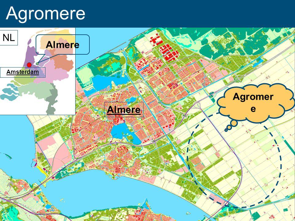 Almere Amsterdam NL Agromer e