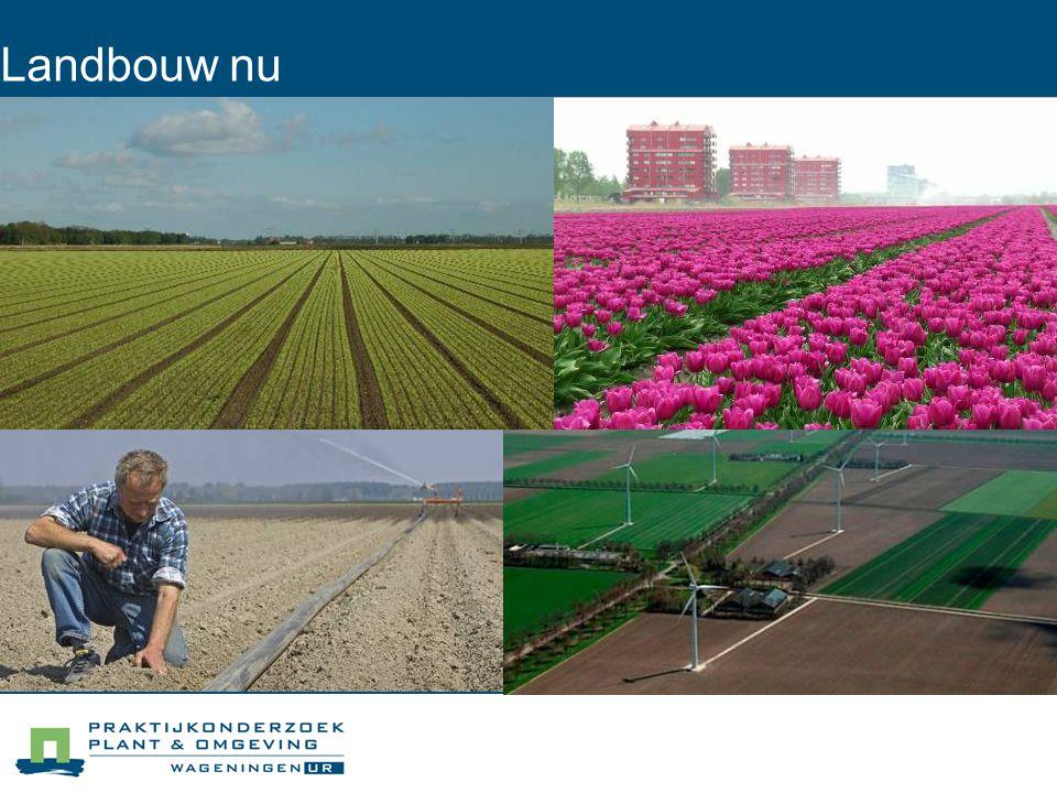 Landbouw nu
