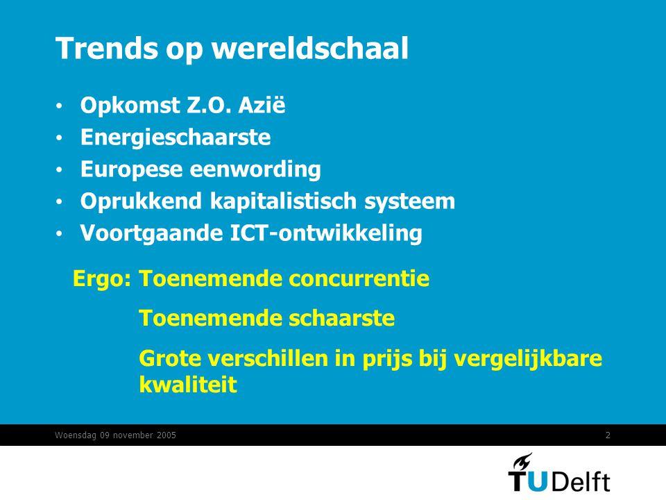 Woensdag 09 november 200513 Aanpak 1: beschermend Bepleit uitzonderingen in Brussel Houd Aziatische produkten weg bij ongelijke arbeidsvoorwaarden en milieu-eisen Houd vast aan VO-omnivalentie Houd vast aan hbo/wo-onderscheid Houd vast aan vaste-voet-financiering Behoud Nederlands als HO-taal Zie Z.O.-Azië als wingewest ipv als partner Doe laconiek over ICT: 'loopt zo'n vaart niet'.