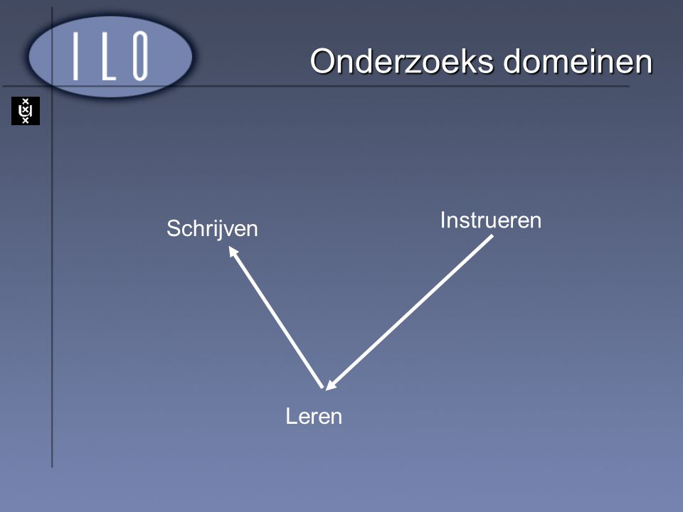 Zimmerman & Kitsantas: Kernzinnen He flew with the same inner control.