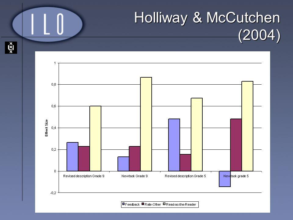 Holliway & McCutchen (2004)