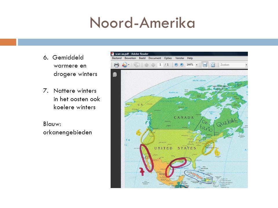 Noord-Amerika 6.