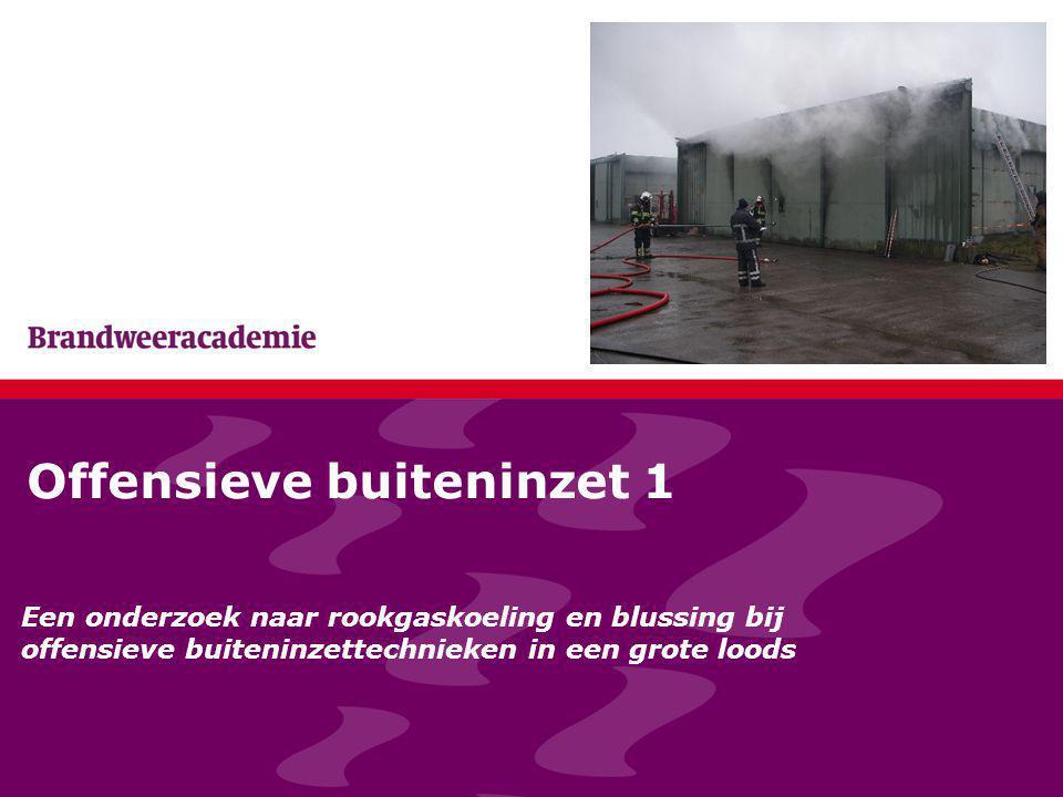 25 Reacties op de resultaten Achteraf discussie over toepassingswijze DLS In Nederland diverse wijzen van inzetten Getest: shots (1,5-2 sec) waarbij wanden en plafonds werden geraakt.