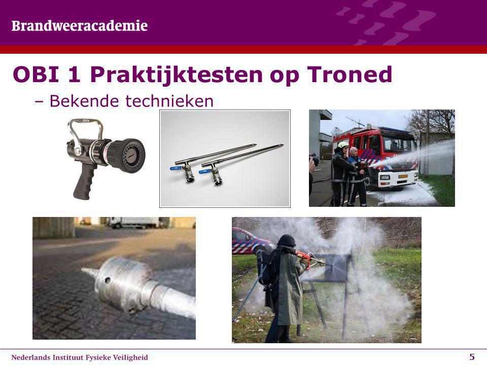 26 Eindconclusie Op basis van dit experiment (met de gebruikte methoden) lijkt de binnenaanval op de traditionele wijze met Lagedruk het meest veilig.