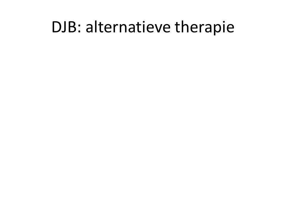 DJB: alternatieve therapie