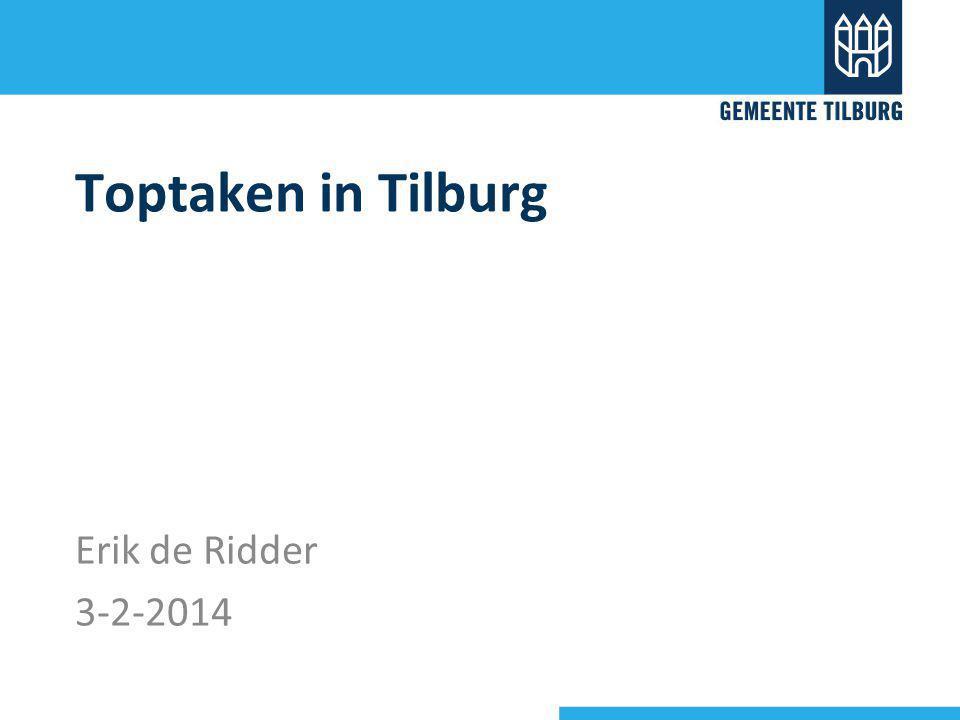 Deed iedereen mee? Was 'everybody happy' bij gemeente Tilburg?