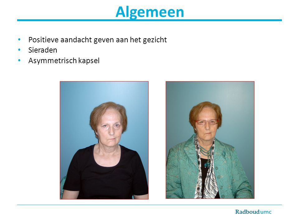 Algemeen Positieve aandacht geven aan het gezicht Sieraden Asymmetrisch kapsel