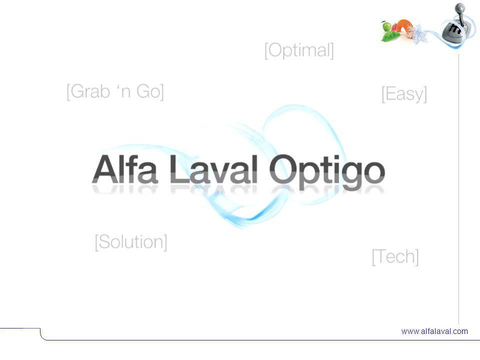 Alfa Laval presenteert… een nieuw DNA...
