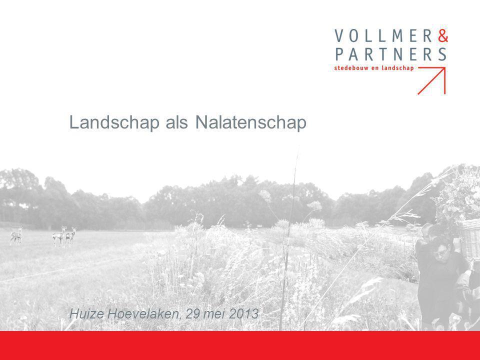 Locatietudie Het Zeeuwse Landschap Huidig polderlandschap (binnen EHS) Verrijking van natuur en cultuur