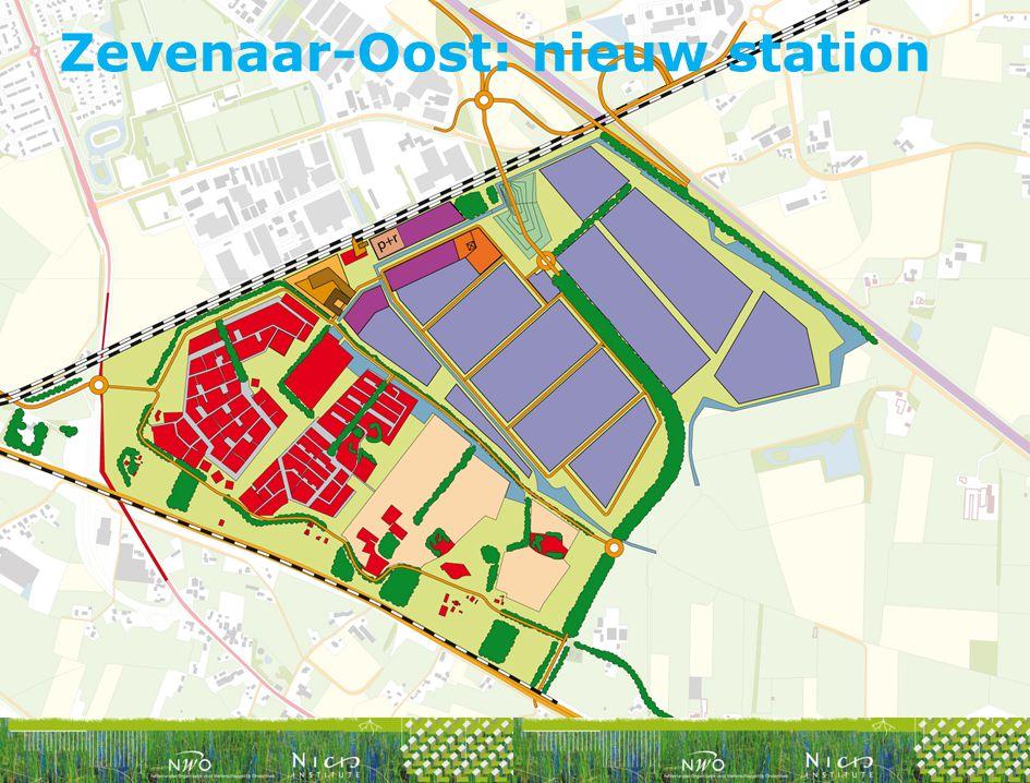 Zevenaar-Oost: nieuw station