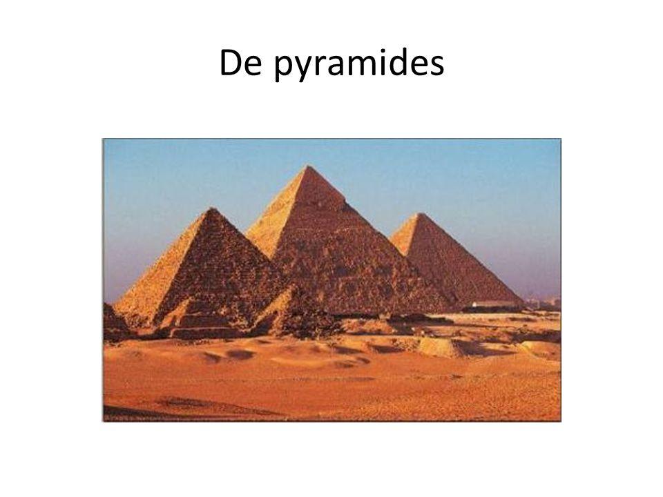 De pyramides