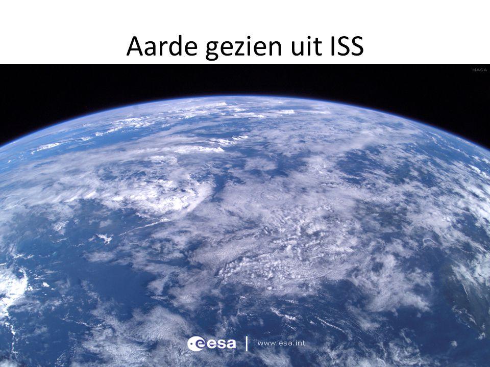 Aarde gezien uit ISS