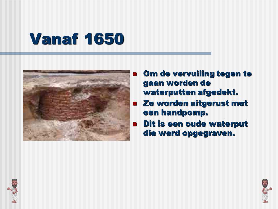 Ieper Ieper heeft de oudste waterleiding die nog in gebruik is.