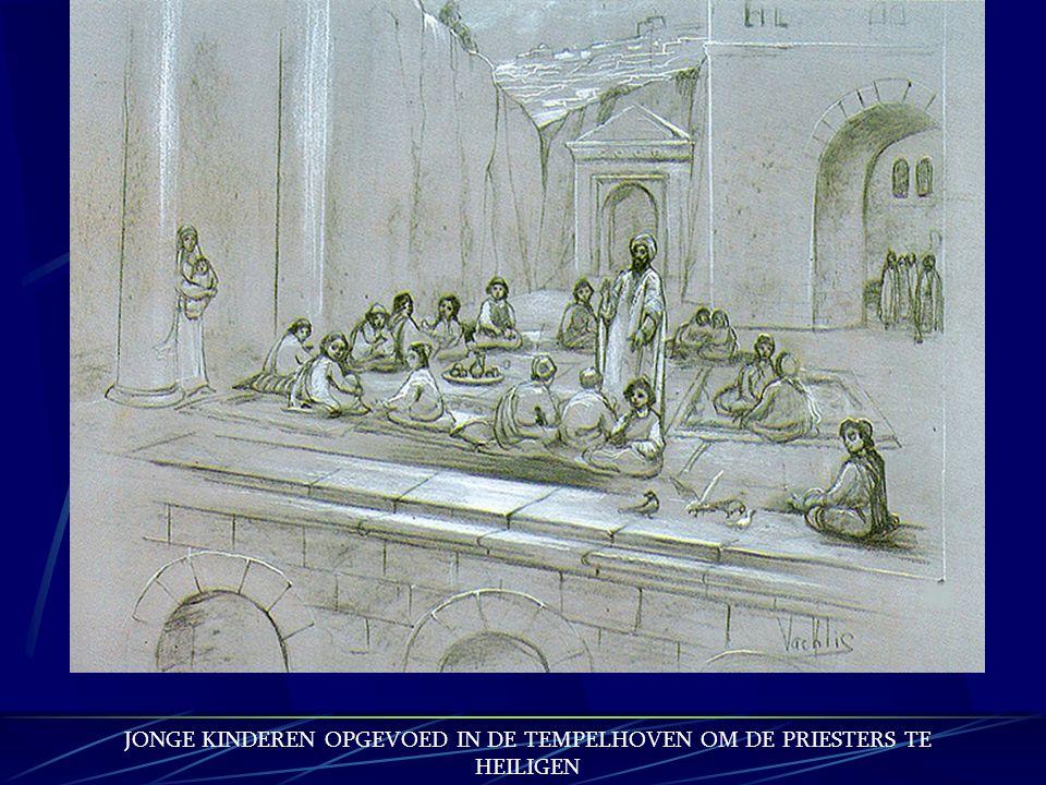 Wol wordt scharlaken geverft met de tola at shani - de crimson (karmozijn) worm, (Latijn - armenian conchial).