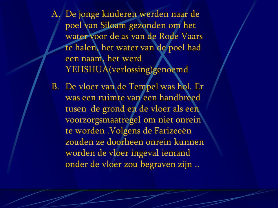 IN DE BIJBELSE GESCHIEDENIS HEBBEN ZICH TEN OOSTEN VAN DE OLIJFBERG BETEKENISVOLLE GEBEURTENISSEN VOORGEDAAN ADAM WERD OOSTWAARTS UIT DE HOF VERDREVEN, Bereshit 5 Gen.3:24) KAIN LEEFDE TEN OOSTEN IN NOD (te bewegen) (Bereshit (Gen.4:16) ABRAM SLOEG ZIJN TENTEN HIER OP ( Bereshit (Gen.12:8) LOT REISDE OOSTWAARTS RICHTING SODOM (Bereshit (Gen.13:11) CHERUBIM WAREN DAAR ( Bereshit(Gen.