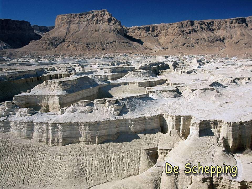 De concentratie van mineralen en het aanhoudende opdrogen van de Dode Zee hangt samen met het ontstaan van het Lasanmeer (of Lashonmeer), waar de Dode Zee een overblijfsel van is.