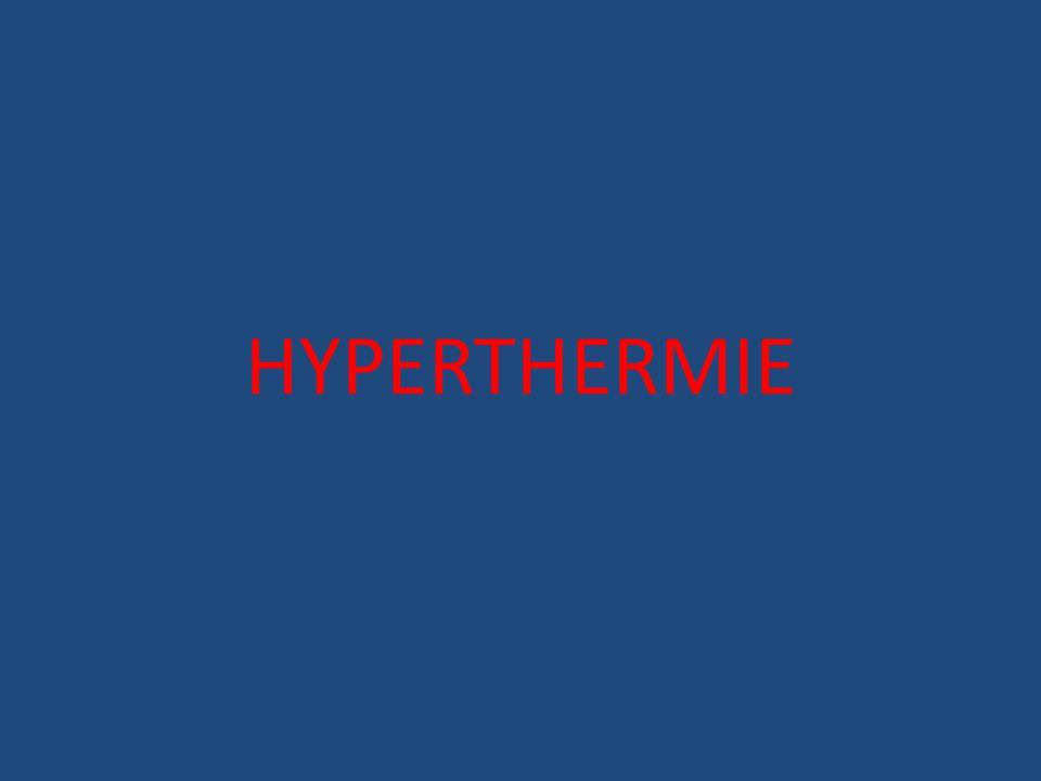 Indeling Oranje Kruis Boekje - Hittekramp - Warmtestuwing - Hitteberoerte