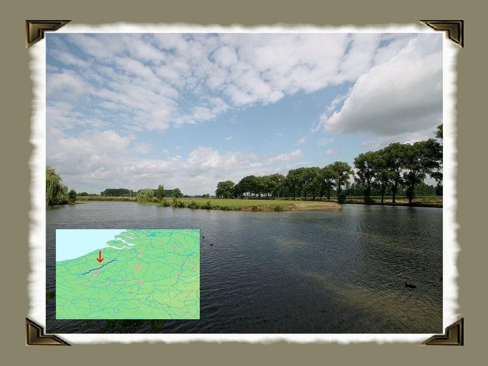 cvonck@zeelandnet.nl Het stuk Leie tussen Deinze en Gent is gekend om het mooie landschap.