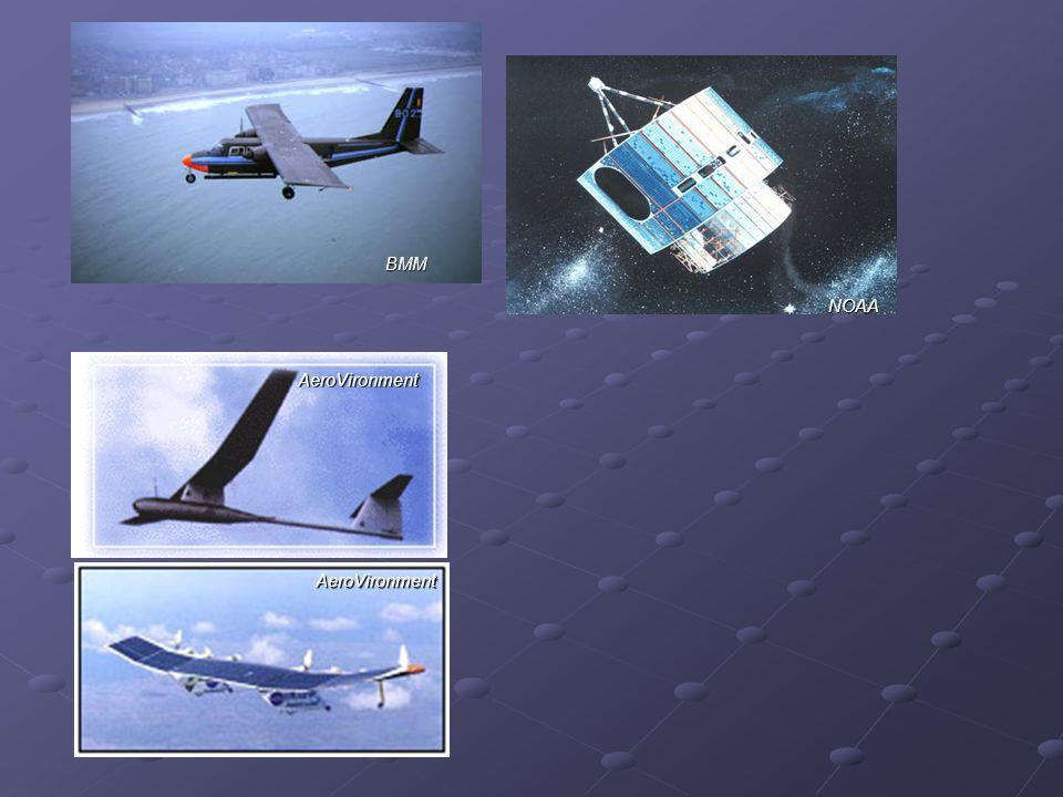 BMM NOAA AeroVironment AeroVironment