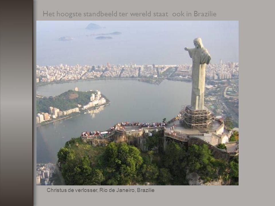 Het grootste stadion ter wereld ligt in Brazilie