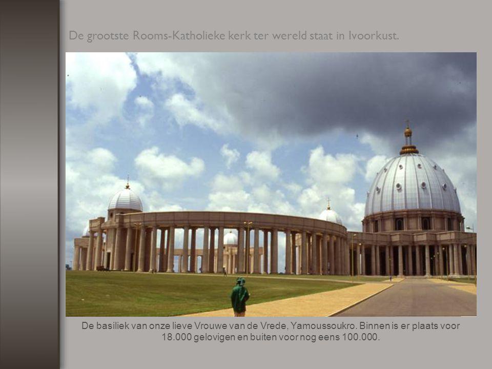 Het hoogste standbeeld ter wereld staat ook in Brazilie