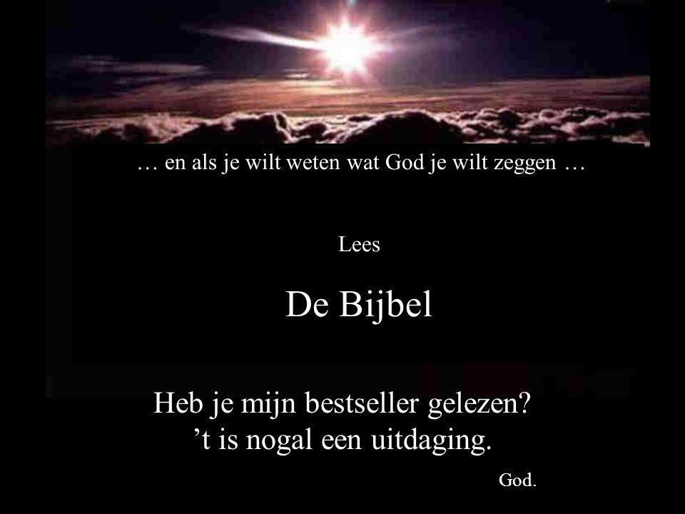 Volg Mij. God
