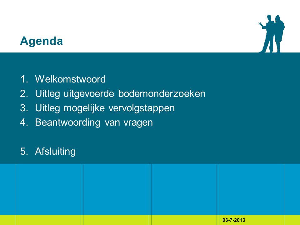 03-07-2013 Bodemonderzoeken Toelichting door dhr.E.