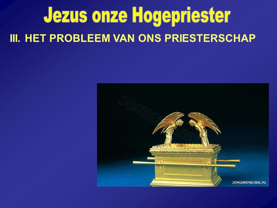 III. HET PROBLEEM VAN ONS PRIESTERSCHAP