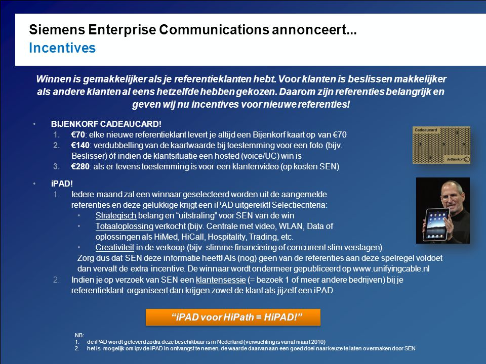 Page 2 Copyright © Siemens Enterprise Communications GmbH & Co.