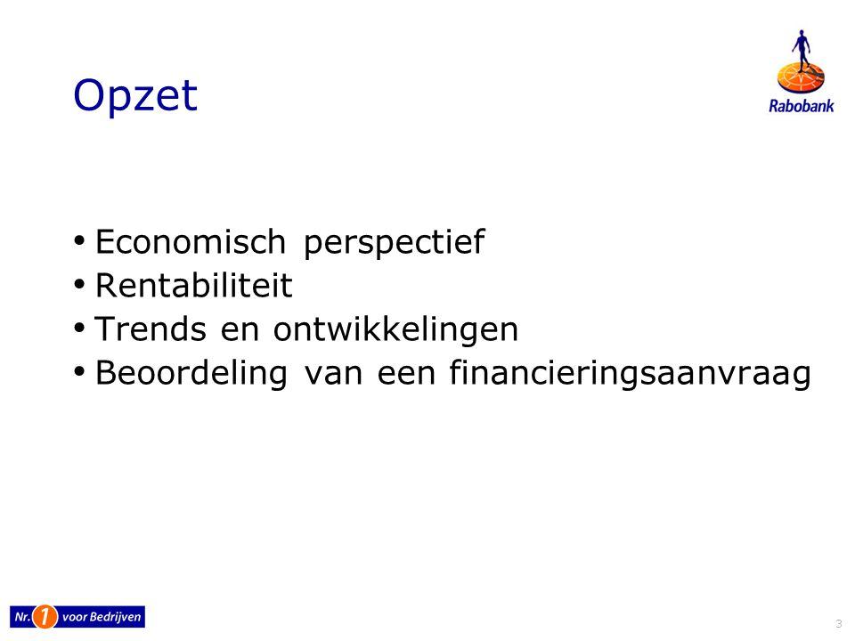 4 Rabobank Nederland De Nederlandse economie Invloed kredietcrisis Direct – Strengere kredieteisen .