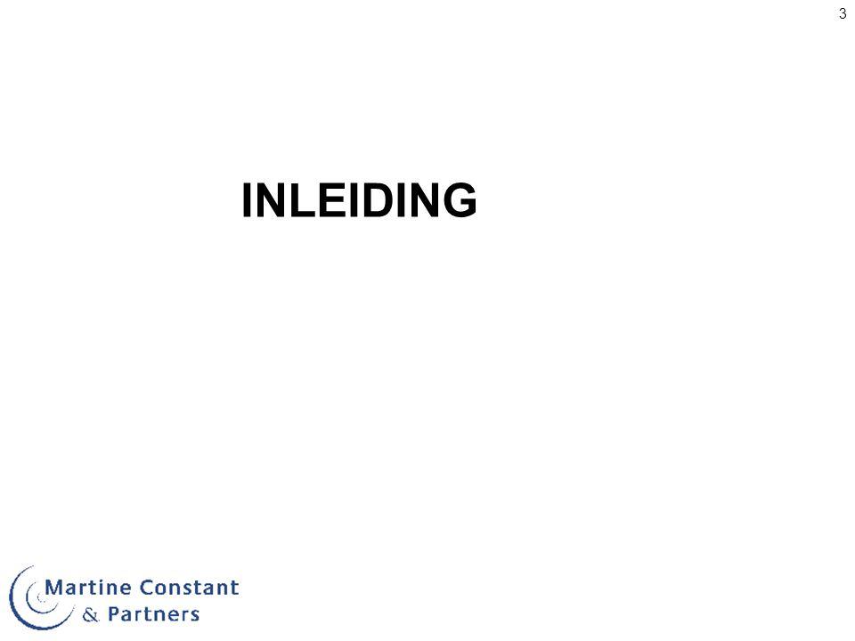 3 INLEIDING