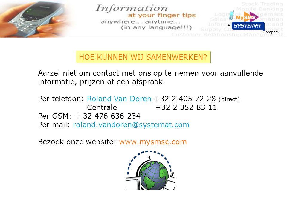 Company A VOUS POUVEZ DONC AJOUTER RAPIDEMENT L'OUTIL SMS DANS VOTRE MODELE ASP .