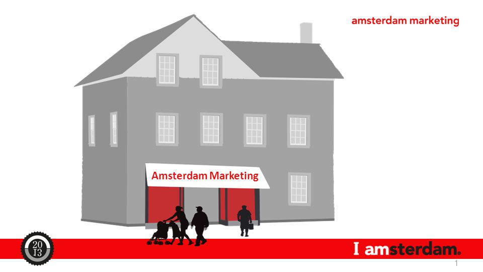 1 Amsterdam Marketing