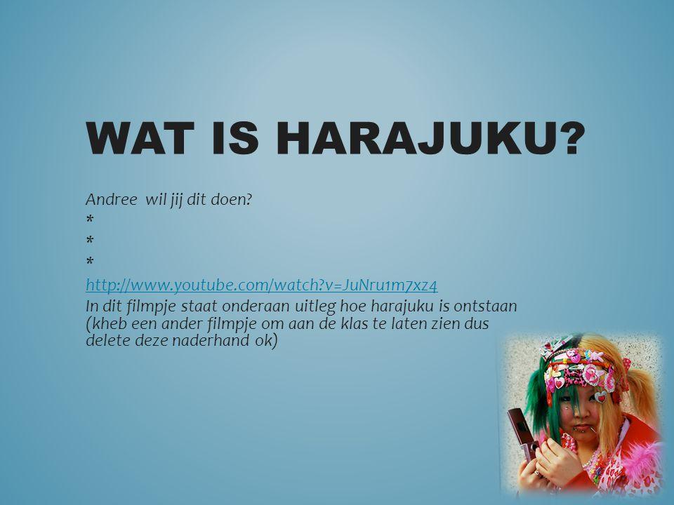HARAJUKU FASHION http://www.youtube.com/watch?v=OYWSSsis8Yk&feature=relmfu