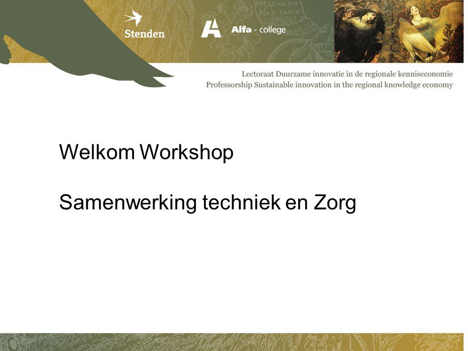 Inleiding Project Zorg en Techniek (Janouk, Ivo en Stef) Domotica in de Zorg (Gira Paul Huisman)