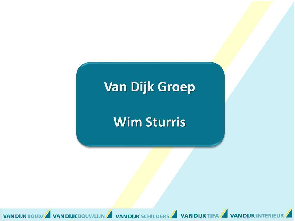 VDG WS Van Dijk Groep Wim Sturris