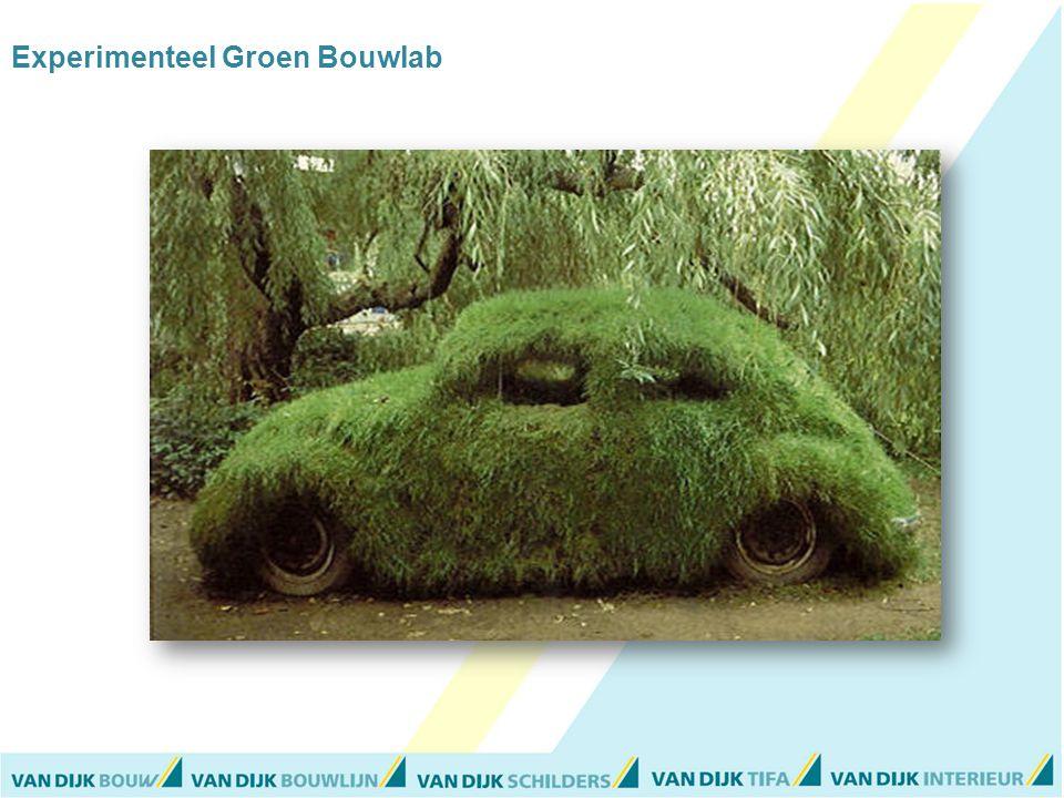 Experimenteel Groen Bouwlab